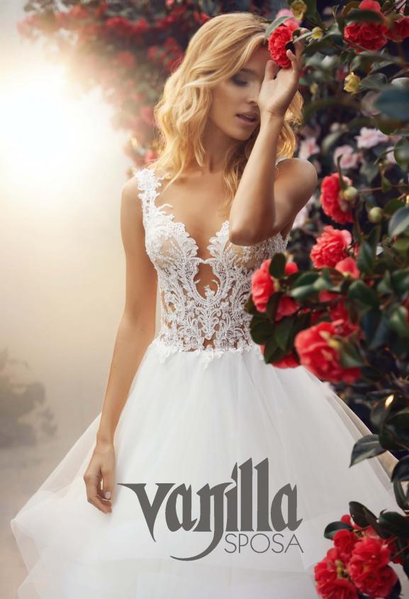 7f6c07d6d5 Sposabella Vanilla Sposa - PARADISE